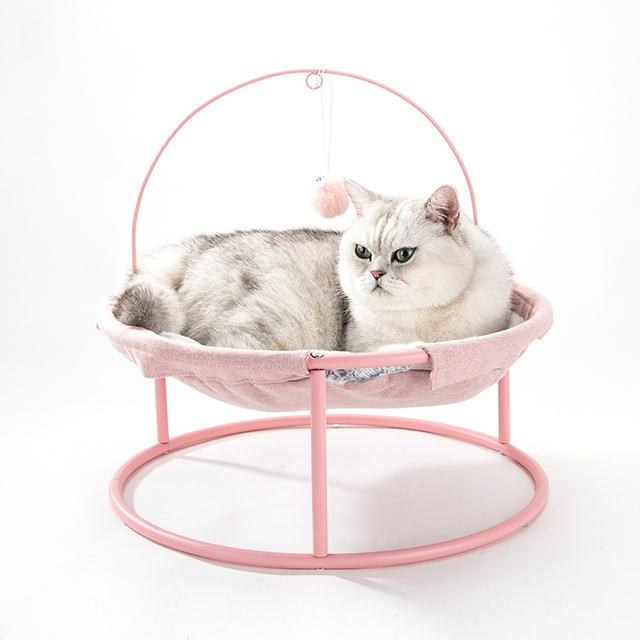 Hot Sale Pet Hammock Cats Beds Indoor Cat House Mat for Warm Small Dogs Bed Kitten Window Lounger Cute Sleeping Mats Products 6