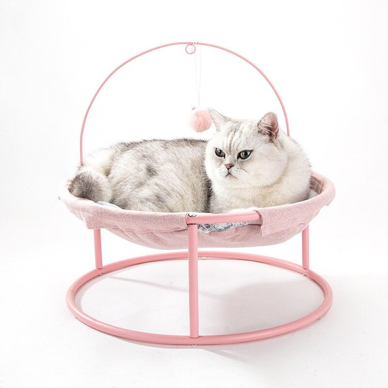 Hot Sale Pet Hammock Cats Beds Indoor Cat House Mat For Warm Small Dogs Bed Kitten Window Lounger Cute Sleeping Mats Products Cat Beds Mats Aliexpress