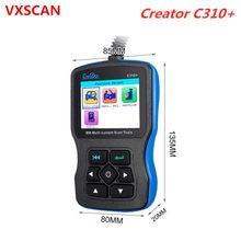 Promotion C310+ For BMW Multi System Scan Tool V11.7 Free Update Online Creator C310+ Scanner C310+ Scanner
