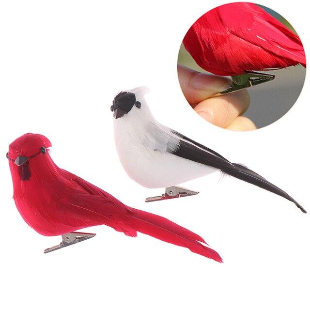 Colorful Bird Ornament For Home & Garden 3