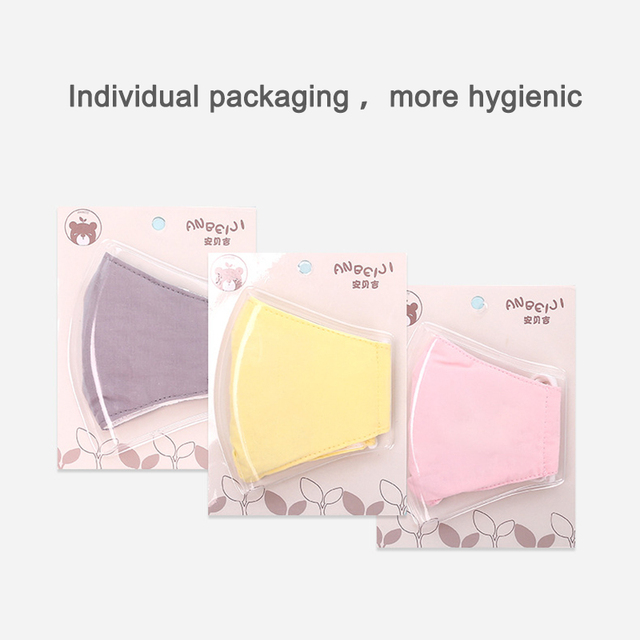 Children Masks 8 Layer Protection Respirator Filter Washable Anti Flu Bacterial Anti Dust PM2.5 Kids Face Mouth Mask ffp2 N95 5