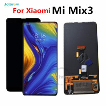AMOLED LCD FOR Xiaomi Mi Mix 3 LCD Display+Touch Screen Digitizer Replacement Accessories Parts FOR Xiaomi mix3 lcd цена