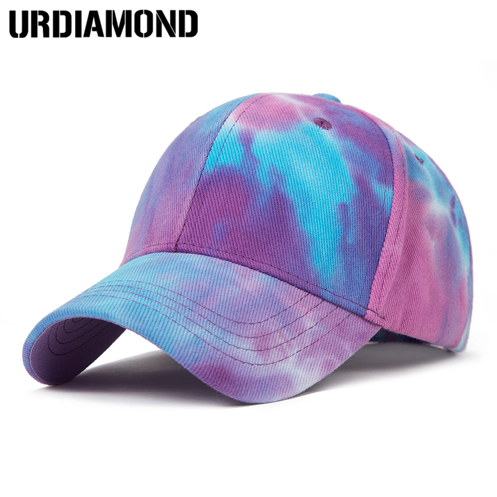 Colorful Butterfly Trees Lightweight Unisex Baseball Caps Adjustable Breathable Sun Hat for Sport Outdoor Black