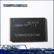 5 sztuk TC58NVG1S3HTAI0 TSSOP 48 TC58NVG1S3HTAIO TSSOP48 TC58NVG1S3 128MB 1Gbit nowy i oryginalny