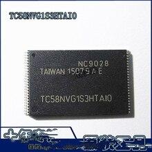 5PCS TC58NVG1S3HTAI0 TSSOP 48 TC58NVG1S3HTAIO TSSOP48 TC58NVG1S3 128MB 1Gbit Nuovo e originale