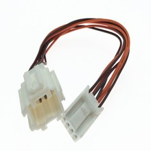 Rearview-Mirror-Harness Reversing-Camera Electric-Male-Connector Honda for Fit Foot-Door