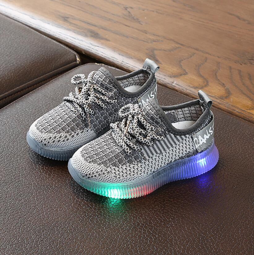 LED Casual Sport Sneaker 3