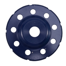 цена на 5 Inch/125Mm T-Segmented Turbo Diamond Grinding Disc Cup Wheel for Granite Concrete Grinding Plate Tool