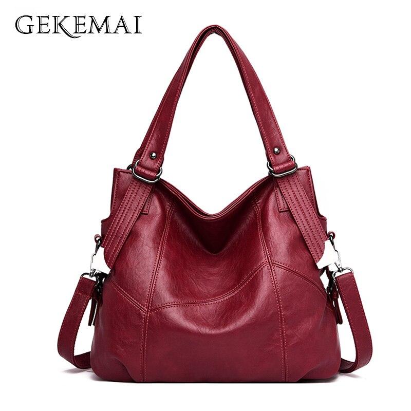 Luxury Handbags Women Bags Designer Female Leather Messenger Bags Bolsa Feminina Crossbody Bags For Women Shoulder Bag For Girls