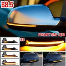 Clignotant LED pour Audi A4 A5 B8.5 RS5 B8 A3 8P, lumière de miroir latéral séquentiel, 2013 2016