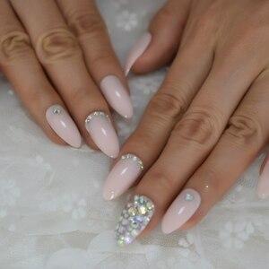 Черный УФ-гель покрытие для дизайна ногтей советы серебристые металлические линии украшения Короткое нажатие на ногти качественные маникю...