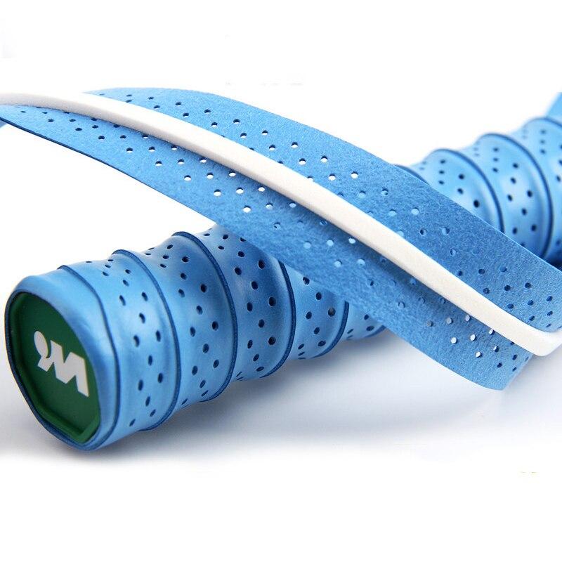 10 Uds Anti-overgrip antideslizante Tennis Grip cinta para el sudor para raqueta Padel amortiguador raqueta tenis bádminton raquetas accesorios de cinta