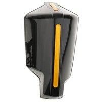 1 Pair Universale Del Motorino del Motociclo Paramani Paramani per 7/8 Bar Nero-in Manubrio da Automobili e motocicli su