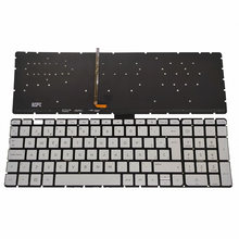 Сменные клавиатуры ovy sp po для hp pavilion 15 ab ab002nq 17