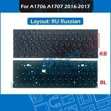 Teclado ruso para ordenador portátil Macbook Pro Retina de 13
