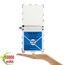 YDLBAT 10080mAh reemplazo de la batería para Samsung Galaxy Note Pro 12,2 SM P900 P901 P905 T9500C T9500E T9500U T9500K + herramientas