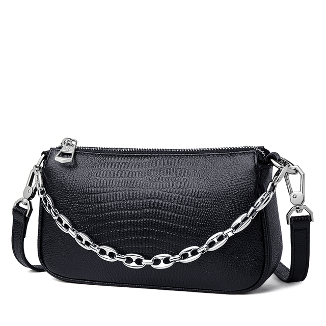 ZOOLER New Genuine Leather ladies hand Bags Shoulder Bag luxury women bags designer 2020 Messenger bags purses bolsa feminina
