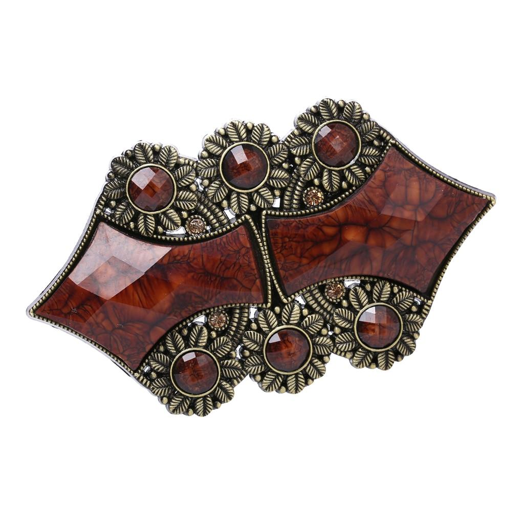 Women Vintage Belt Buckle Western Indian Cowboy Buckle Loop Bohemian Style