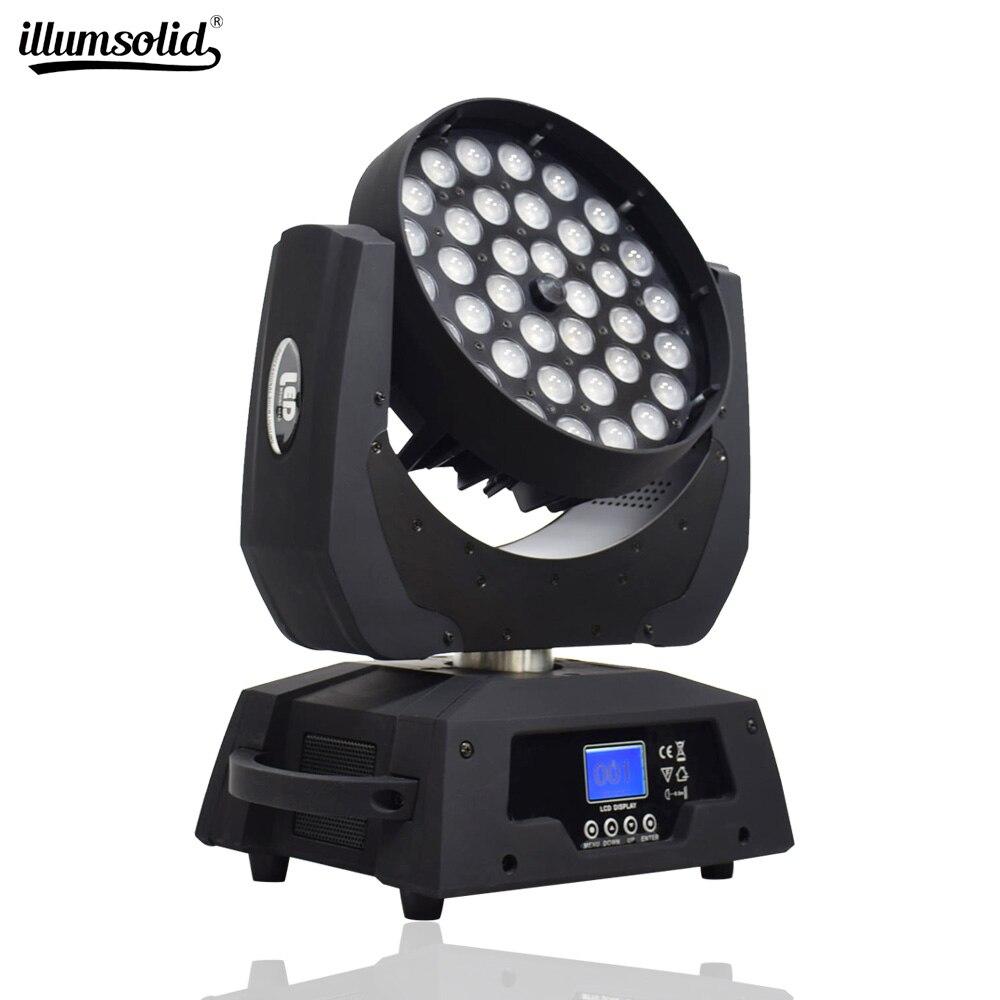 LED Wash Zoom Moving Head Light ...