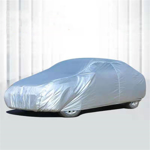 Image 3 - 170T Waterproof Full Car Covers Outdoor sun uv protection dust rain snow protective for Ford universal focus fiesta taurus