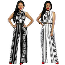 African jumpsuit printed straight trousers for women africa