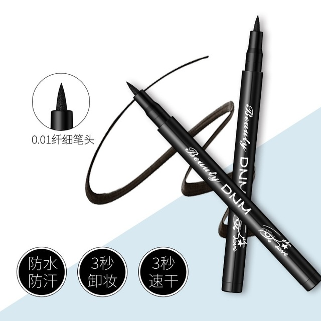 Waterproof Liquid Eyeliner Pencil Make Up Eye Liner Black Blue Red Green Brown Matte Liners Smudge-Proof Eyes Makeup TSLM2 5