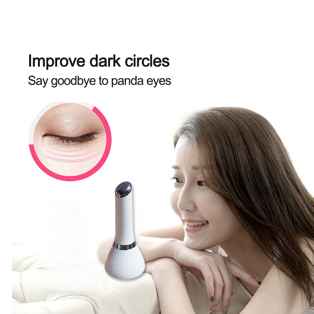 Wakeforyou <font><b>Professional</b></font> Iontophoresis Beauty Instrument Facial <font><b>Care</b></font> Device Ultrasound Ion Face Lift <font><b>Skin</b></font> <font><b>Care</b></font> Massager <font><b>Tools</b></font> image