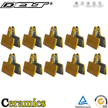 10 Pair(20pcs) Ceramics Bike Bicycle Disc Brake Pad For SHIMANO Orion / Auriga Pro M375 M395 486 485 475 446 515 445 Accessories