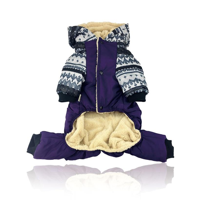 Dog Pet Clothes warm (9)