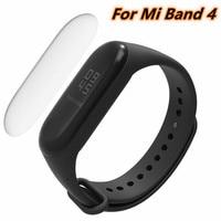 Protettivo per Xiaomi Mi Band 4 Nano Soft Film per Mi Band 4 Smart Watchband 4 pellicola protettiva per schermo morbido per Mi Band 4 Film