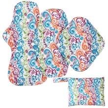 Panty Liner Menstrual-Pads Washable Sanitary-Napkin Bamboo-Charcoal Hygienic Maternity-Towel
