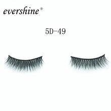 5d mink lashes eyelash 1 pair 10style natural false eyelashes fake lashes long makeup  extension mink eyelashes for beauty 2019 недорого