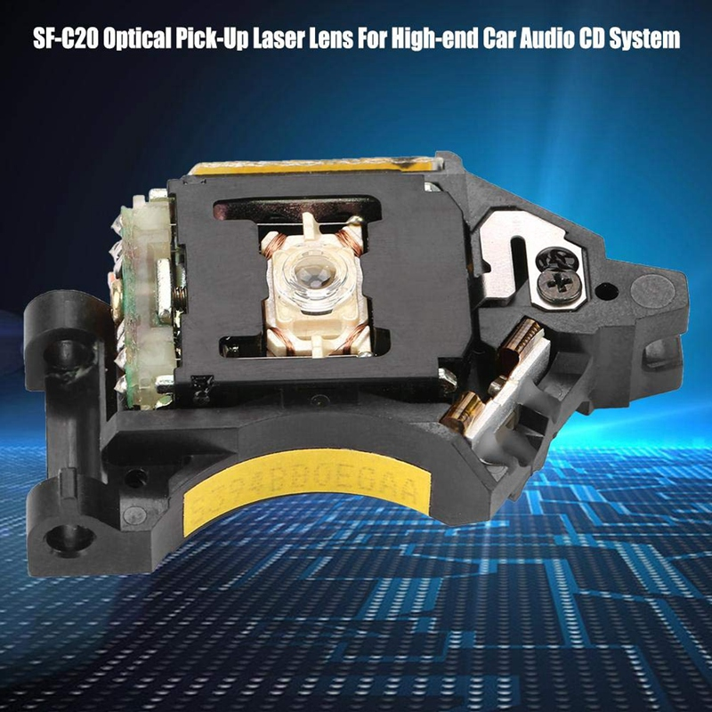 Optical La-ser Mechanism SF-C20 Optical Pick-Up La-ser Lens for High-end Car Audio CD System