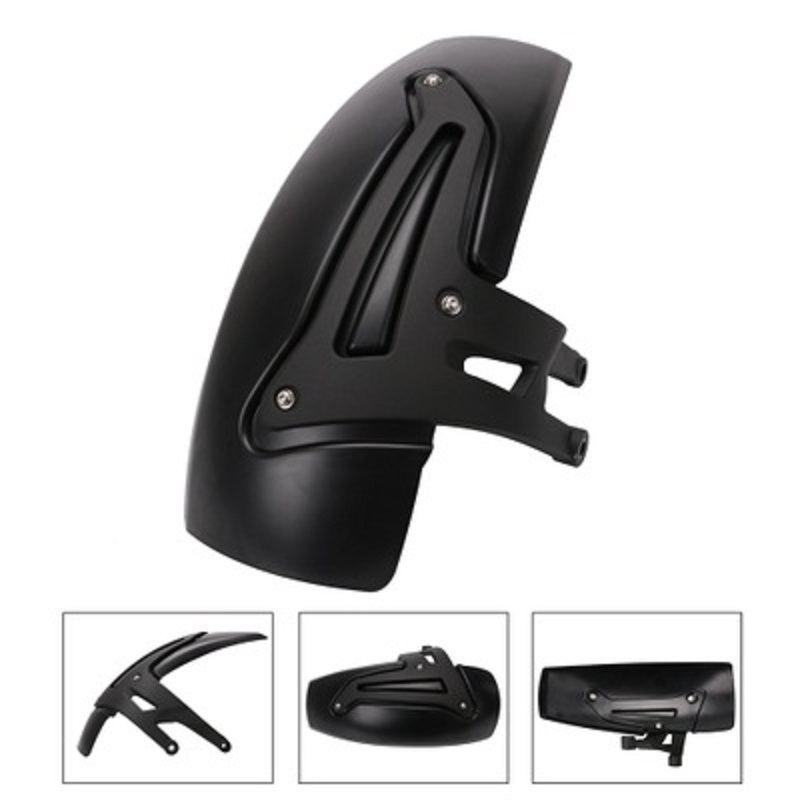 Motorcycle Rear Hugger Fender <font><b>Moto</b></font> Mudguard Accessories For <font><b>BMW</b></font> R1200GS <font><b>LC</b></font> 2013 - 2017 2018 R <font><b>1200</b></font> <font><b>GS</b></font> <font><b>LC</b></font> Adventure 2014-2018 AD image