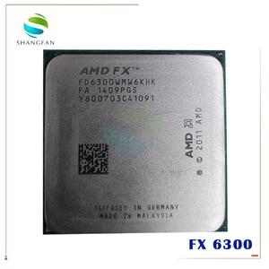 AMD FX-Series FX6300 3.5GHz SIX-Core CPU Processor FX 6300 FD6300WMW6KHK 95W Socket AM3+(China)