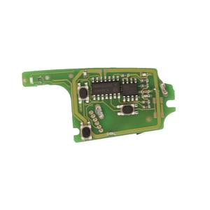 Image 4 - Xhorse Jingyuqin VVDI2 XKBU03EN Bedrade Universele Afstandsbediening Sleutel Flip 3 Knoppen Voor Buick Stijl Voor Vvdi VVDI2 Key Tool Volledige sleutel