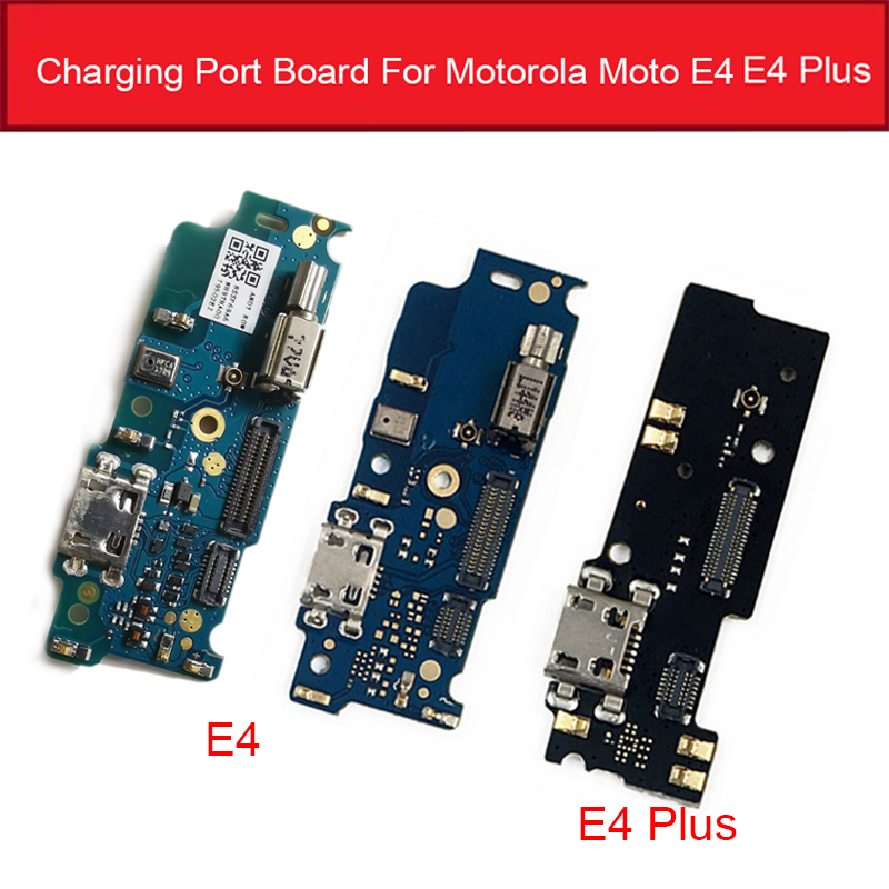 USB Connector Flex Cable For Motorola MOTO E4 USB Jack Port Board Flex Ribbon Cable Sync Date Charging Port Dock Replacement