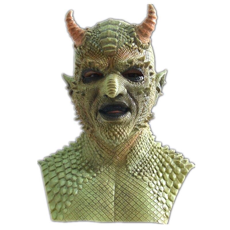 恶魔绿色1
