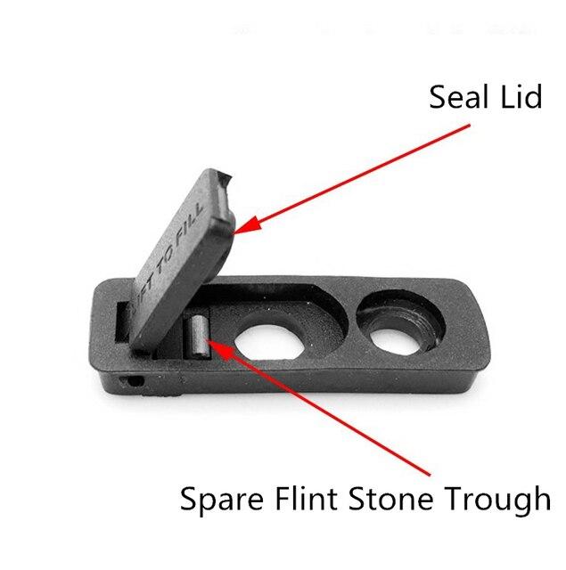 Reduce Gasoline Volatile Rubber Bottom For Zippo Kerosene Oil Lighter No Liner Replacement Inner Parts Accessory Smoking Gadget 4