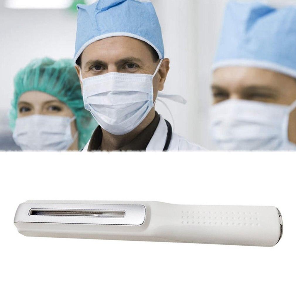 Uv Sterilizer Handheld Household Mite Sterilizer Uv Germicidal Lamp  Portable Germicidal Light Sterilizer