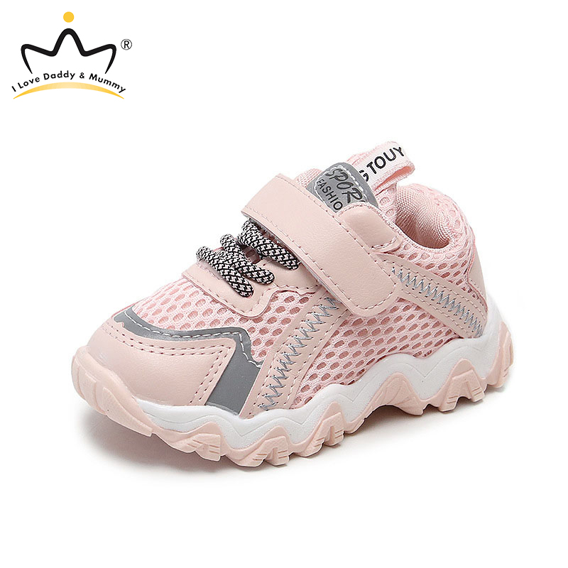 Spring Summer New Baby Shoes Sneakers Soft Cotton Anti-slip Sole Boy Girl Sports Shoes Sneaker Newborn Toddler Shoes Girls Boys