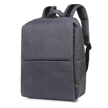 Casual Men Backpack Bag College Bag Large Travel Laptop Backpack Fit for 15-17 Inch Waterproof Rucksack Unisex School Packbag фото