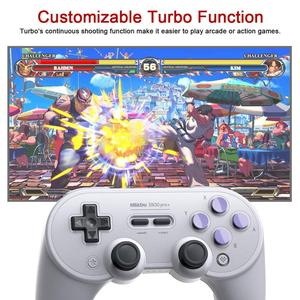 Image 4 - SN30 PRO+ Wireless Joystick Bluetooth Remote Game Controller Gamepad for Switch/Windows/ Steam/macOS Joystick Accessories