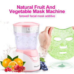 Facial Mask Machine Collagen Home DIY Mask Maker Natural Fruit Vegetable Automatic Face Cream Making Skin Care Beauty Machine 48