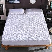 180*200cm high end nova folha equipada multi dimensional colchão capa cama almofada colcha colchão protetor anti ácaro poeira|Capas de colchão e pinças| |  -