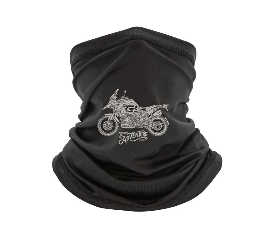 Brand Cartoon Hip Hop scarf T-scarf - Gs Enduro Motiv Motorrad Biker Adventure Rally Motorcycle Rallye S-3xlhomme Suit Black