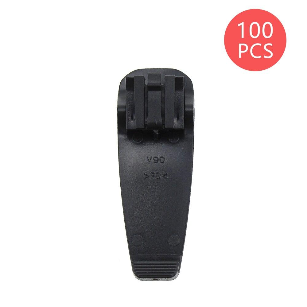 100X BP-265 BP-265LI Belt Clip For IC-T70E IC-V80 IC-V80E