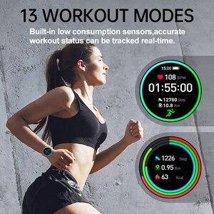 Smart Watch Bluetooth 5,0 SmartWatch сердечного ритма спортивный фитнес трекер IP68 Smart watch es для мужчин и женщин|Смарт-часы|   | АлиЭкспресс