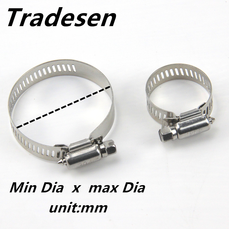Details about Replacement Clamp For Swing Arm Desk Lamp Hose Lamp Stainless Steel Silver