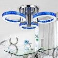 Leuchte suspendu kristall wohnzimmer luminaria pendente-in Pendelleuchten aus Licht & Beleuchtung bei